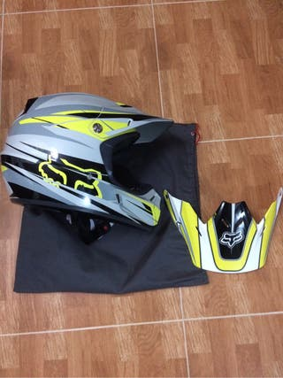 Casco Fox Enduro Motocross XL WhatsApp 661.559 642
