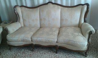 sofa estilo clásico