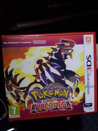 Pokemon Rubí Omega