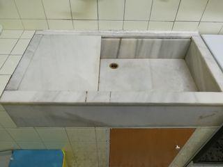 lavadora artesanal con pila