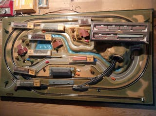 Maqueta tren coleccionista Ibertren