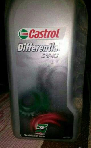 Aceite/valvulina Castrol 75W140 caja y diferencial