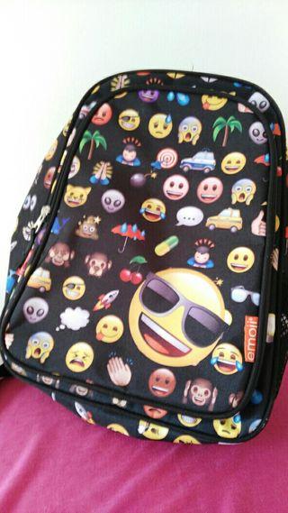 mochila emoticons