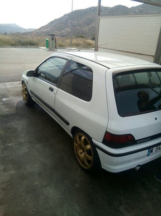 Renault Clio 1991