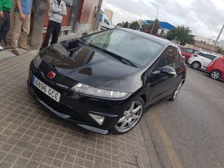 honda civic typeR 2008