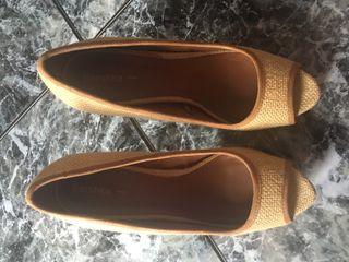 Zapatos de tacón Bershka