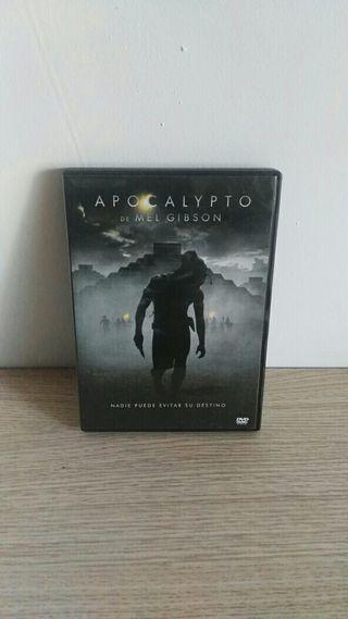APOCALYPTO pelicula DVD