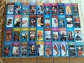 Cintas de dvd