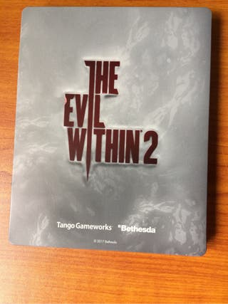 CAJA THE EVIL WITHIN 2