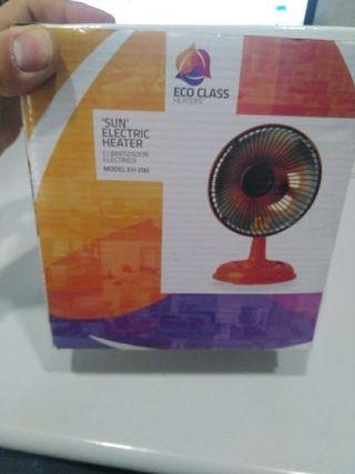 Calefactor eléctrico de mano