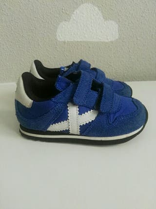 Zapatillas Munich bebe