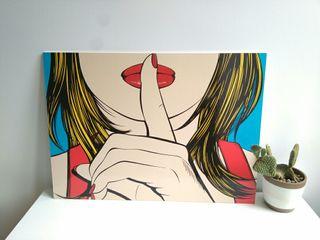 Cuadro Pop Art