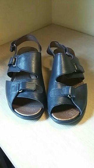 Zapatos para pies delicados