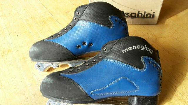 Botas hockey MENEGHINI num 39