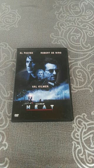 HEAT película DVD