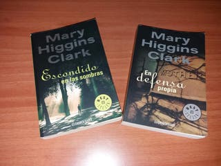 Libros Mary Higgins Clark