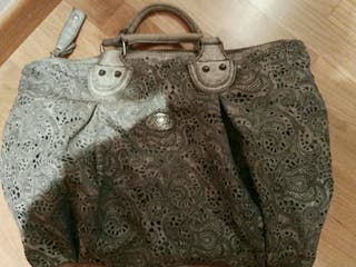Bolso gris Replay