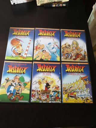 colección Asterix y obelix