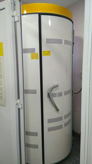 Máquina uva vertical