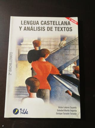 lengua castellana y análisis de textos