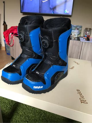 Botas snow thirtytwo boa