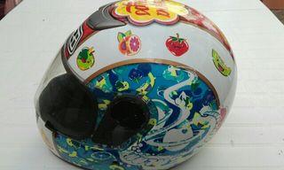 Casco Moto Junior
