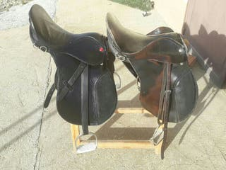 monturas de caballo