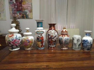 Jarrones de Porcelana China