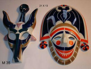 Mascaras Sargadelos