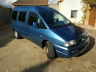 Fiat Scudo camper 1.9JTD 110cv