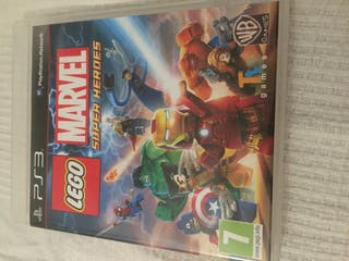 Juego Lego Marcel ps3