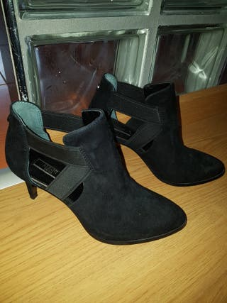zapatos botines talla 36