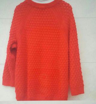 jersey naranja
