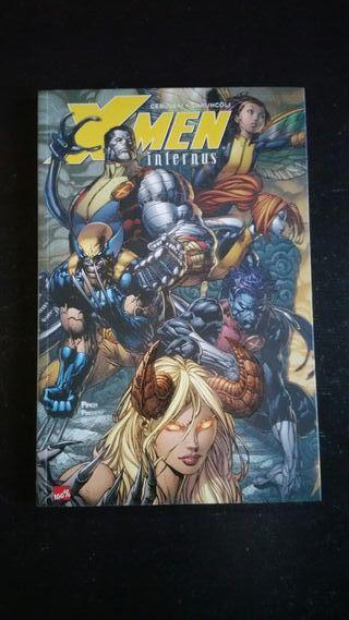 Comic X-men Infernus