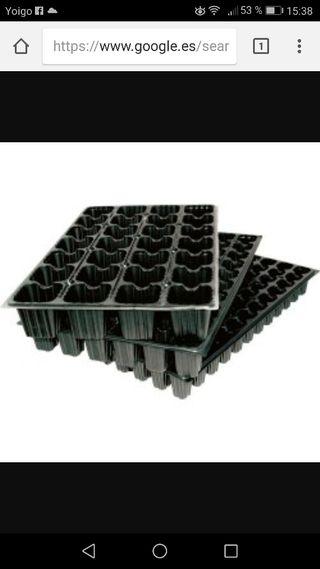 bandeja semillero cultivo de interior grow shop