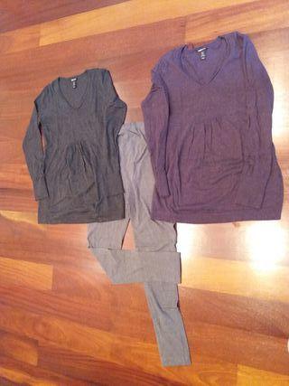 Lote ropa premamá talla M