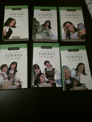 Coleccion Torres de Malory