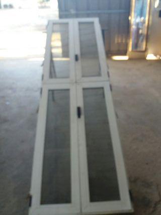 ventanal climalit rectangular 4unidades