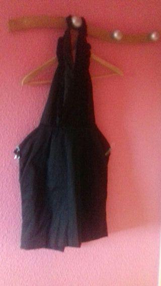 Vestido negro Erin Fetherston. Talla 36