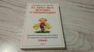 Libro El niño muy movido o despistado