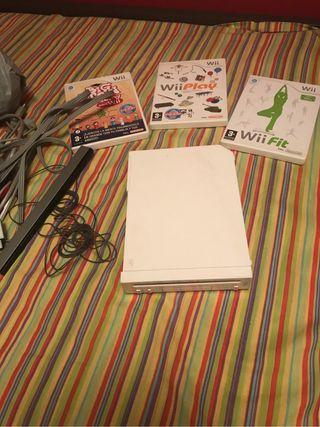 Wii más tabla para wii fit y juegos