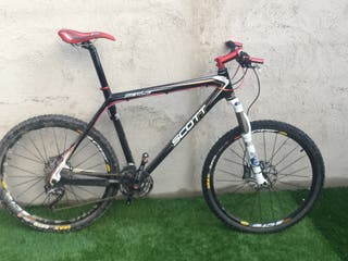 Mtb Scott scale carbono