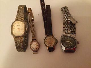 Relojes de pulsera coleccion