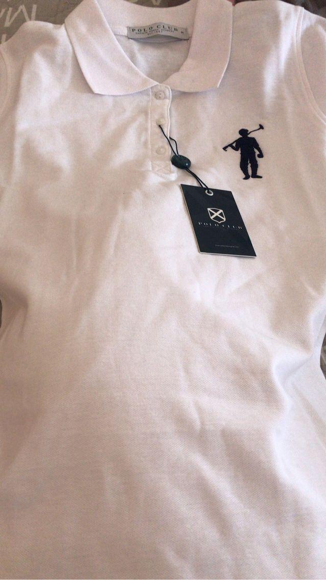 Camisetas marca polo club nuev de segunda mano por 70 € en Sitges ...