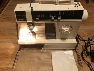 Maquina coser Singer Samba 4