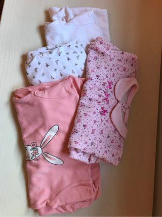 Lote 4 pijamas talla 18