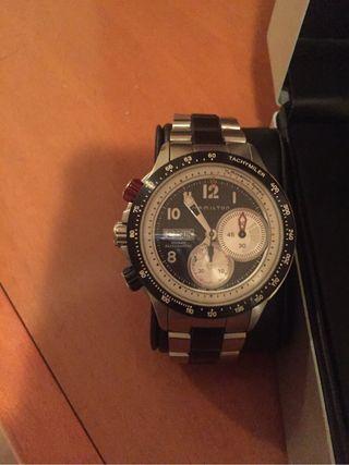 Reloj Wallapop Por De Swing Segunda Mano 680 Khaki € Hamilton En Reus rdQCshxt