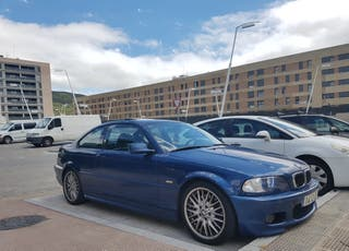 Bmw 330ci full pack M golpe frontal