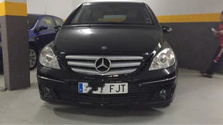 Mercedes-Benz Clase B 200 turbo Automatico