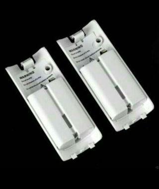 Cargador de bateria mando Wii